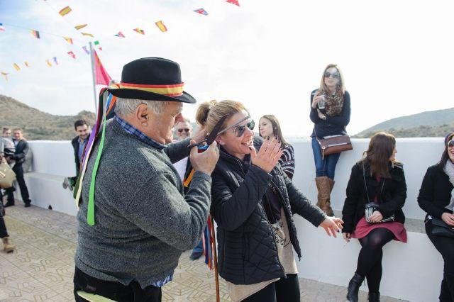 Los vecinos de las Balsicas cumplen con la tradición, Foto 2
