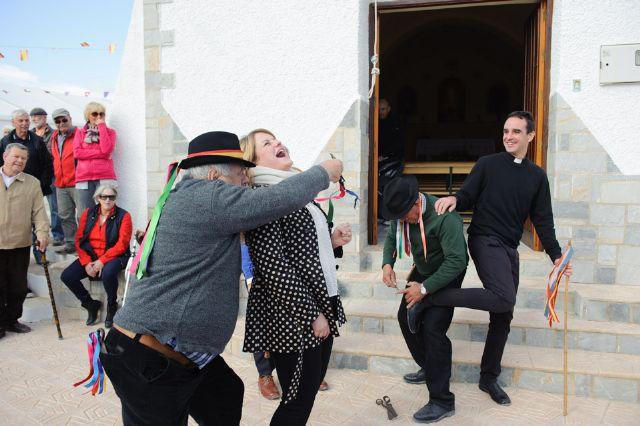 Los vecinos de las Balsicas cumplen con la tradición, Foto 3