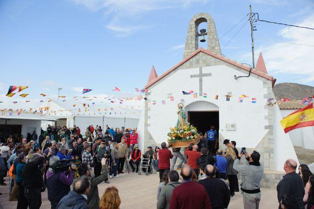 Los vecinos de las Balsicas cumplen con la tradición, Foto 4