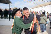 Los vecinos de las Balsicas cumplen con la tradición
