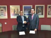 Estrella de Levante colaborará con el Ayuntamiento para potenciar las fiestas de Murcia
