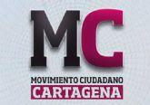 MC desea que el próximo pleno se celebre con total normalidad por el bien de los cartageneros