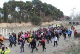 Cerca de 400 deportistas participan en la VI Subida a la Sima del Cabezo de La Jara de Puerto Lumbreras