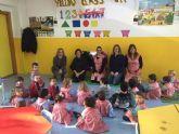 200 menores participan en las Escuelas de Navidad de los 9 centros de conciliación del municipio de Murcia