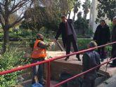 El Ayuntamiento de Murcia renueva la imagen de sus parques y jardines