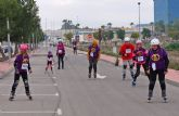 La 'II Marcha del Deporte Solidario' torreña recoge más de 3.500 kilos de alimentos