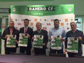 Coello presenta el I Torneo Reyes Fútbol 8 Ranero CF