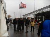 Cambiemos Murcia exige la readmisión inmediata de los trabajadores despedidos por Juver