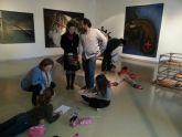 Concurso infantil 'Pinta la Navidad' en Cartagena