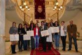 La vicealcaldesa anuncia un incremento del presupuesto destinado al comercio