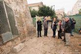 Nuevos hallazgos en las excavaciones de la Muralla de Tierra