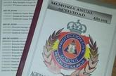 """Protección Civil Lorquí elabora su """"Memoria Anual Actividad"""" del año 2015."""