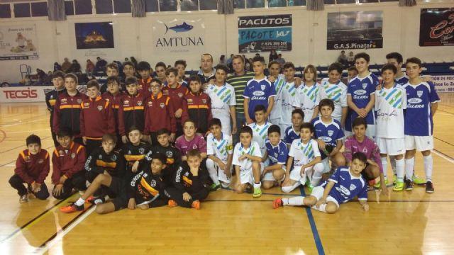 El CFS PINATAR Cafés Zambú gana el I  Torneo Navideño de fútbol sala Angelus Pizza - 1, Foto 1