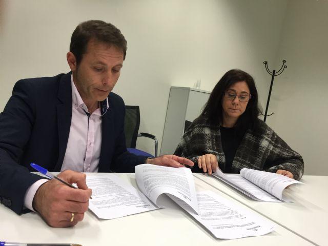 El Ayuntamiento de Torre-Pacheco firma convenios de colaboración con varias ONG´s - 1, Foto 1