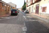 Bacheo en las calles y caminos de Alhama de Murcia. Plan 2015