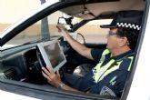 La policía informa de la ubicación de los radares de esta semana