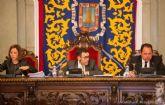 El pleno del Ayuntamiento aprueba los presupuestos para 2016