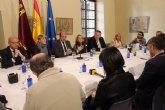 Pedro Antonio Sánchez: 'La Región está bastante mejor que hace un año y ahora el reto es consolidar la recuperación económica'