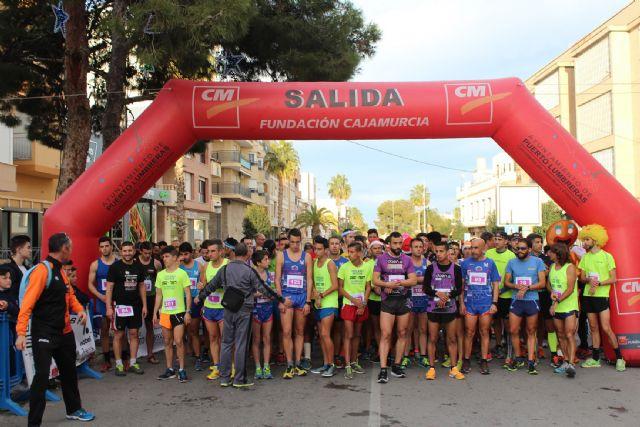 Puerto Lumbreras despide el año con la VI Carrera Popular Solidaria San Silvestre - 2, Foto 2