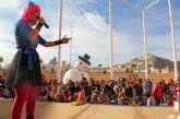 Los niños de Puerto Lumbreras despiden el año con 'Campanadas Infantiles'