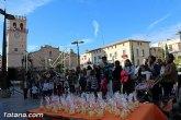 Se celebra la actividad 'Mañana Vieja' en la plaza Balsa Vieja, por vez primera