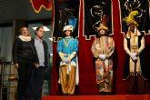 Los pajes de SSMM Los Reyes Magos llegaron a San Pedro para recibir las cartas de los niños