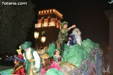 La Cabalgata de los Reyes Magos tendrá lugar mañana martes, día 5, a partir de las 19:00 horas