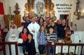 Celebración del día de Navidad y el día de Año Nuevo en la Ermita de La Huerta