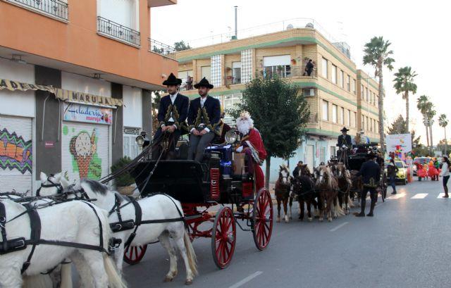 Los Reyes Magos llegan a Puerto Lumbreras con una cabalgata llena de regalos y sorpresas - 1, Foto 1