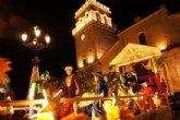M�s de 400 personas y seis peñas de baile y animaci�n participan en la Cabalgata de Reyes