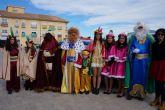Los Reyes Magos recogen las cartas de los niños torreños