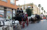 Los Reyes Magos llegan a Puerto Lumbreras con una cabalgata llena de regalos y sorpresas