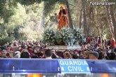 Más de 70 efectivos velarán por la seguridad en la romería de regreso de Santa Eulalia a su santuario en Sierra Espuña