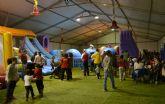 Decenas de niños disfrutan el 'día multiaventura'