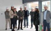 Ejecutadas más del 80 por ciento de las obras del nuevo colegio Miguel Medina de Archena, que tendrá capacidad para 675 alumnos