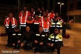 La Alcald�a agradece y felicita a la Polic�a Local y Protecci�n Civil