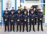 La Policía Local de Puerto Lumbreras estrena nuevo uniforme