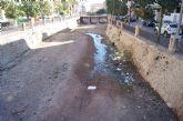 El Ayuntamiento acometerá las obras de arreglo por filtraciones en la rambla de La Santa en cuanto se autoricen los permisos necesarios por parte de la CHS