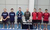 Tenis de Mesa. CTM Murcia 3 --- Totana B 4