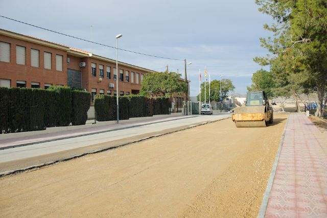 Acondicionados los accesos al colegio de Cañada de Gallego y renovada la red de agua potable - 2, Foto 2