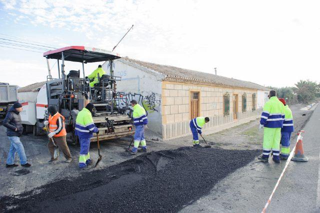 Desarrollo rural mejora el camino de la Media Legua a las Balsicas - 4, Foto 4