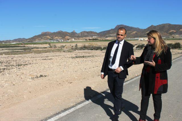 Desarrollo rural mejora el camino de la Media Legua a las Balsicas - 5, Foto 5