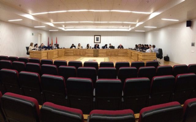 El primer Pleno del año aprueba la Estrategia de Desarrollo Urbano Sostenible e Integrado (EDUSI) en Torre-Pacheco - 1, Foto 1