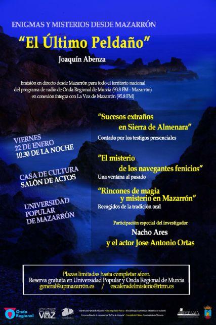 Un programa de Onda Regional proyectará el pasado fenicio de Mazarrón - 1, Foto 1
