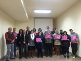 Clausurado el curso de informática para desempleados, organizado por la Asociación Proyecto Abraham