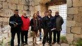 Los técnicos de la Consejería de Cultura realizan una nueva inspección en el Castillo de Mula