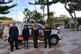 Protección Civil estrena nuevo vehículo