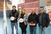 Las mejores selecciones regionales compiten en Mazarr�n en la fase previa del campeonato de españa sub 16 de f�tbol sala