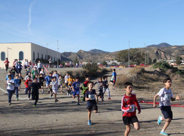 Puerto Lumbreras acoge una jornada de Cross Escolar con más de 350 alumnos - 1, Foto 1