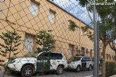 La Guardia Civil detiene 'in fraganti' a dos personas relacionadas con una docena de hurtos y estafas a ancianos en Totana